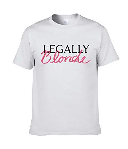 Legalmente rubia camisetas para hombre