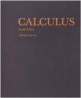 Best calculus spivak 4th Reviews