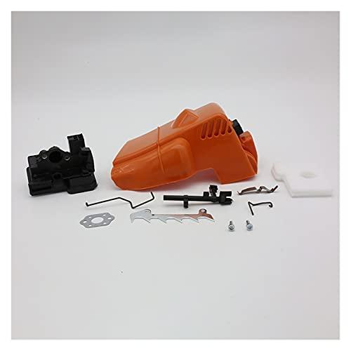 XINYE wuxinye cubierta superior filtro de aire parachoques eje varilla Kit para Stihl MS180 MS170 MS 018 017 180 170 gasolina motosierra piezas de la sierra