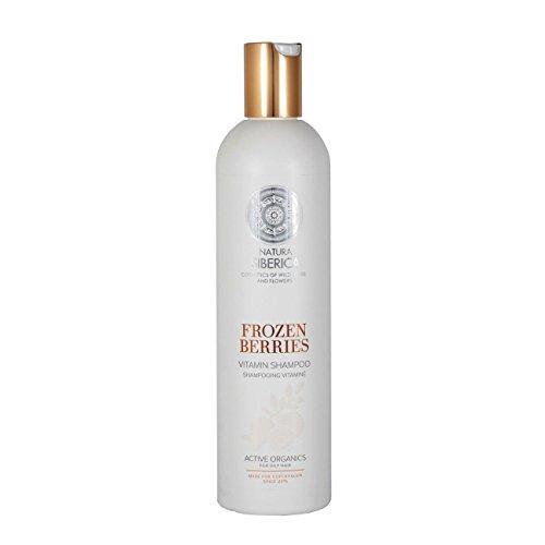 Frozen Berries, shampoo alla vitamina grassa, 400 ml,...