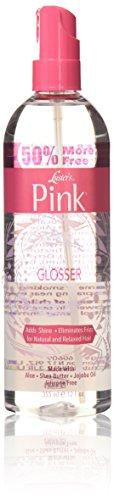 soin pour les cheveux secs hair glosser - pink