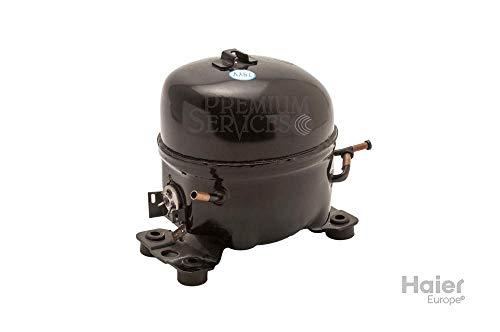 Original Haier-Ersatzteil: Kompressor für Side-by-Side Kühlschrank Herstellernummer SPHA00030430 | Kompatibel mit den folgenden Modellen: HRFZ-316AAS;HRFZ-316AAB;HRFZ-316AA;HRFZ-316AAB;HRFZ-316AAS;HRF