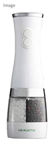 スマイルソルト&ペッパーミルホワイトLALALUCTUS23g7.2×7.2×21.7cmSE6400WH