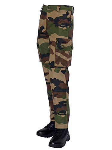 GP Tactique - Pantalon de Combat Militaire - Mixte - P769 - Camouflage Ripstop - 36
