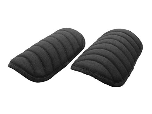 BE-X Frontier One ergonomische Knieschoner für Einsatzhosen Contoured Pad - Large, schwarz