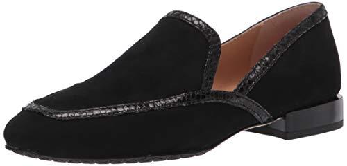 Donald J Pliner Women's Loafer, Black, 5.5