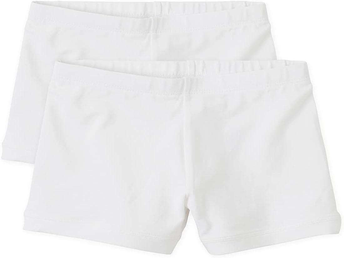 The Children's Place Girls' 2 Pack Cartwheel Shorts