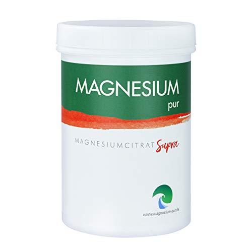 Magnesium Pur - Supra Granulat Trimagnesiumdicitrat, 300g Dose