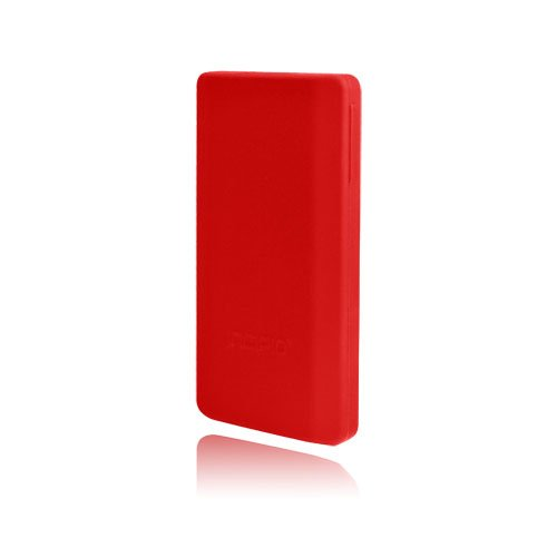 Incipio Zune HD dermaSHOT Silicone Case (Molina Red)