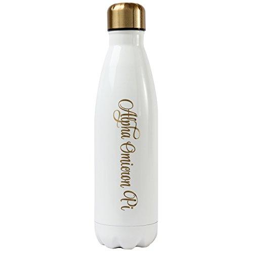 Alexandra and Company Water Bottle, Alpha Omicron Pi