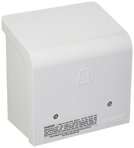 Reliance Controls PBN30 Inlet Box