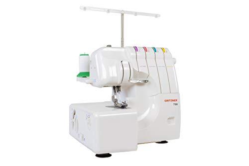Gritzner Overlock 788 - Máquina de coser reacondicionada