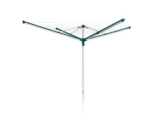 Leifheit Linomatic Rotary Washing Line 500 Deluxe...