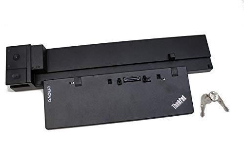 PERFECT CASE von MaryCom Lenovo ThinkPad Workstation Dock fur ThinkPad P50 P51 P70 P71 MIT SCHLUSSEL OHNE NETZTEIL