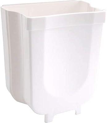 Shellpaka 折り畳める ゴミ箱 キッチン用 ダストボックス ごみ箱 8L