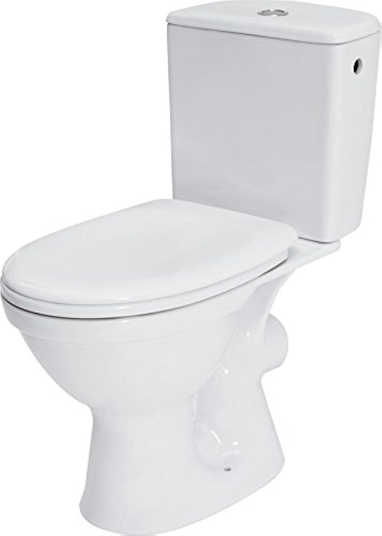 Domino Ceramic WC Toilet  53213