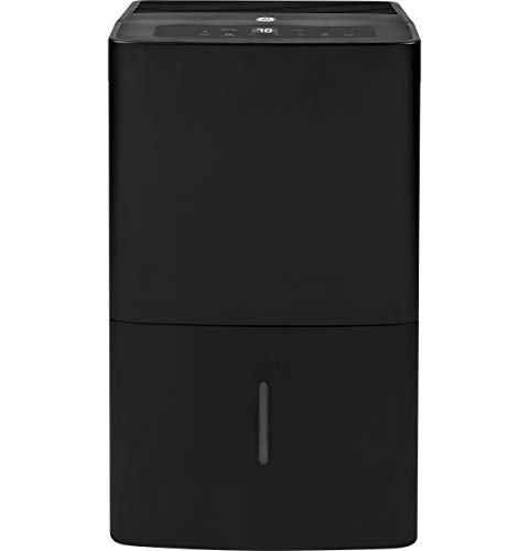 Best Review Of GE APER70LW 70 Pint Dehumidifier with Built-in Pump, Black