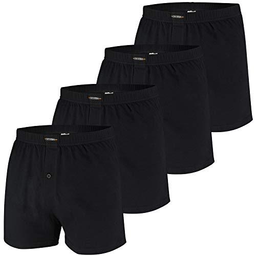 CECEBA Herren Classic Short Pants 2675 4er Pack