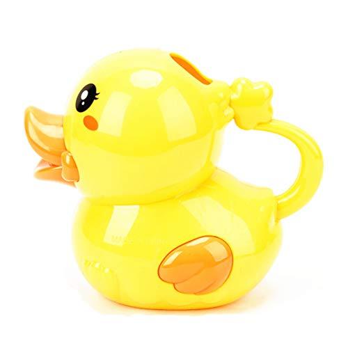 RK-HYTQWR Regadera de Pato Lindo Juguete de baño Lavar el Cabello para bebé Niño Ducha de Piscina de Playa, regadera de Ducha de Pato