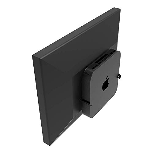 monitor for mac minis RackSolutions Quickmount VESA Wall Mount and Monitor Mount for Apple Mac Mini (3rd and 4th Generation)
