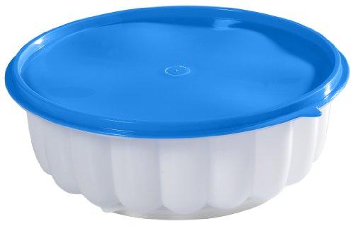 CURVER | Moule à charlotte 1.5L, Bleu, , 23,3x23,3x8,4 cm