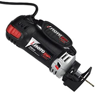 Factory-Reconditioned RotoZip RZ25-1100-RT 5.5 Amp 30,000 RPM Spiral Saw with 50-Foot Cord and 3 Xbits