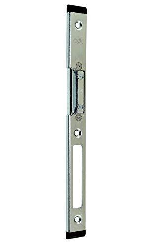 GU BKS Secury Haustür Schließblech mit AT-Stück Rechts 235x22x6mm U-Stulp