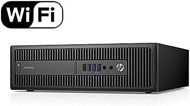 HP EliteDesk 800 G2 Small Form Factor SFF Desktop PC Intel Core i5 6500 Processor 3.20Ghz Quad Core 8Gb Ram 240Gb Solid St...