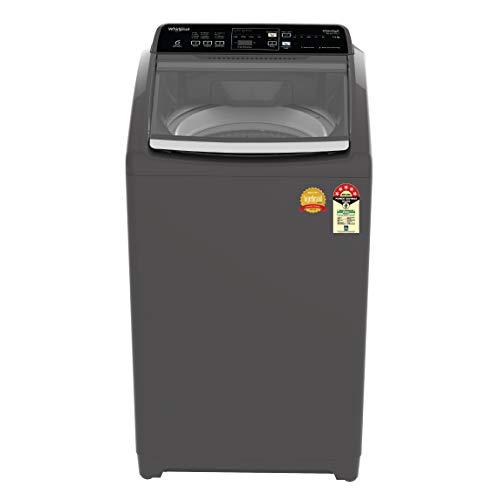 Whirlpool 7.5 Kg 5 Star Royal Plus Fully-Automatic Top Loading Washing Machine (WHITEMAGIC ROYAL PLUS 7.5, Grey, Hard Water Wash)