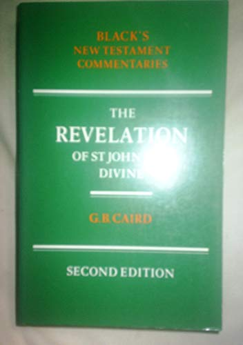 Commentary on the Revelation of Saint John the Divine (Black's New Testament Commentaries)