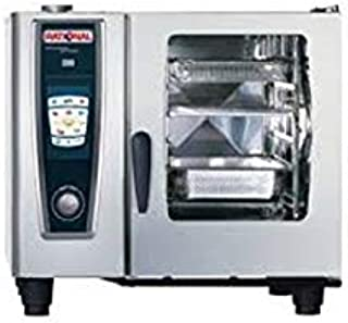Rational Stainless SteelCombi Oven Six Tray(IRC0013_Black)