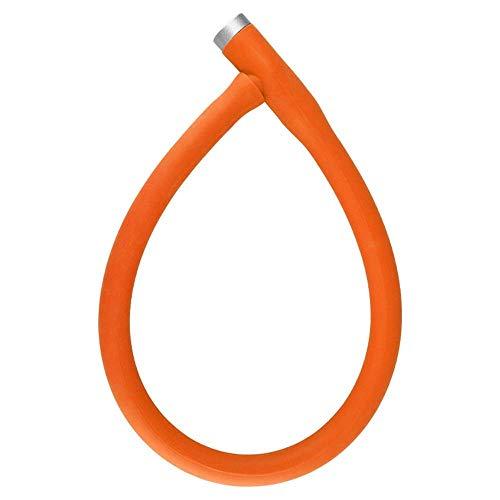 First Choice Bike u Lock, Fettes Design ist sicherer/einfach und schnell, um die Anti-Diebstahlsicherungsverriegelung zu schließen, verdickt plm46 (Color : Orange)