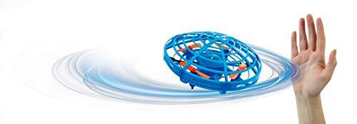 Revell Control 24106 RC Quadcopter MAGIC MOVER, Fun-Drohne, Steuern durch Handbewegung Ferngesteuerter Quadrokopter, blau