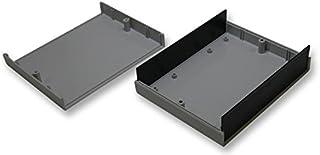 178 mm ABS Multipurpose 122 mm Plastic Enclosure PCB Guides