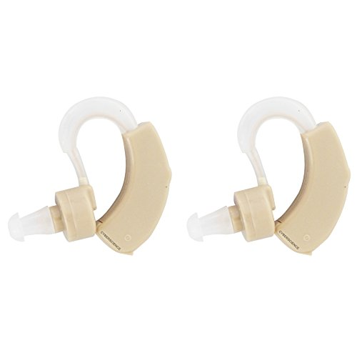 Hearing Amplifier - PSAP - Personal Sound Amplifiers - Set of 2