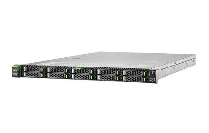 Fujitsu PRIMERGY RX2530 M1 - Intel Xeon E5-2630 v3, 8 GB DDR4, Intel C612, LAN x 4, USB x 6, VGA