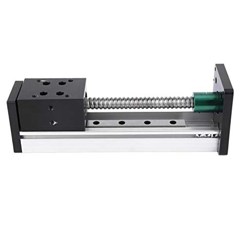 Guide Rail, Linear Stage Actuator, 700MM Stroke for Milling Machine 3D Printer Automation Industry(1610 screw, effective range 700mm)