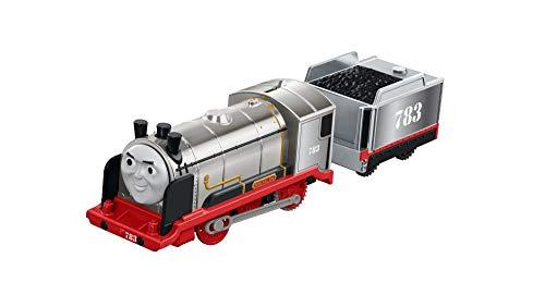 Thomas & seine Freunde FJK58 - Merlin Zug, batteriebetriebene Trackmaster Lok, Spielzeug ab 3 Jahren