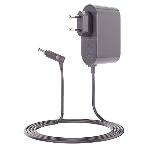 Viudecce Adaptador de Carga Adaptador para V6 V7 V8 Cable de Mano Libre Cargador de Cable de Fuente de AlimentacióN de VacíO, Enchufe de la UE