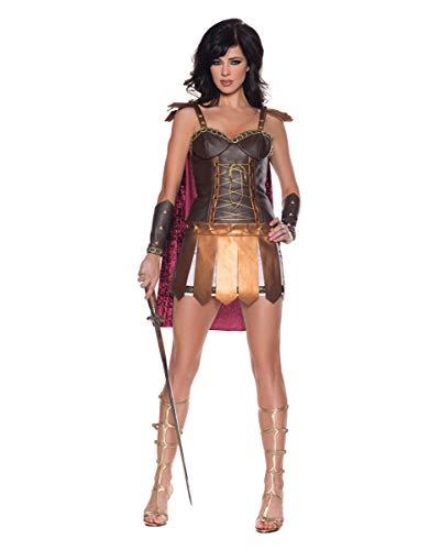 Horror-Shop Xenia Amazonen Kriegerin Premium Kostüm Gr. XL
