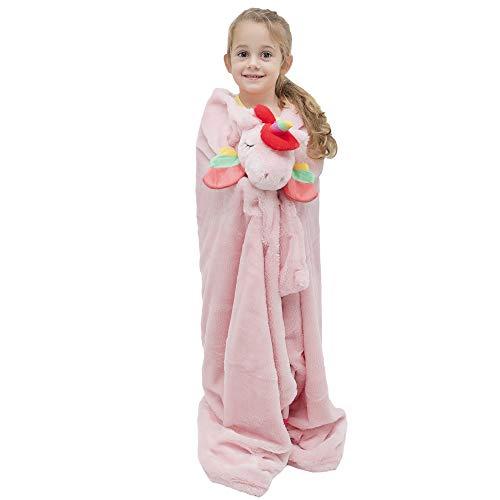 Joyching Kid Blanket Super Soft Fleece Throw Blanket 36' x 48' Weighted Blanket Duvet Cover Toddler...