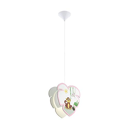 EGLO LOUIE lampe à suspension multicolore
