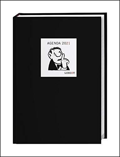 Loriot Agenda A5 Kalender 2021