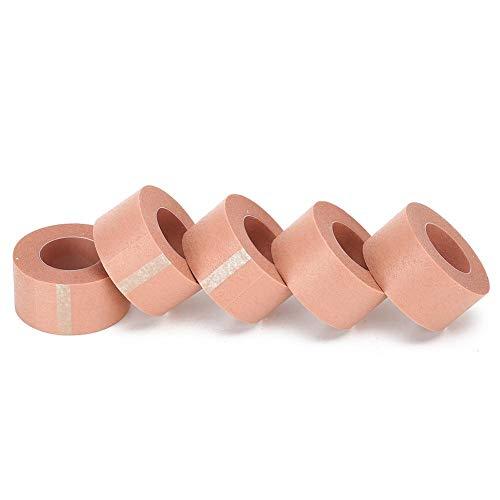 Ruban d'extension de cils, cils doux et lisses, auto-adhésif respirant pour la greffe de cils femme filles pour cils(2.5cm)