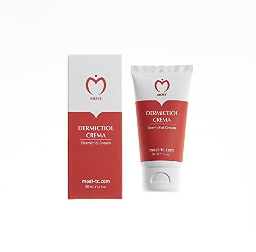 MOST, Dermictiol Crema, Crema riducente all'Ittiolo, 1 confezione da 50ml