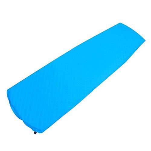Selbstaufblasende Isomatten Leichte Outdoor Backpacking Luftmatratze Wasserdichte selbstaufblasende Faltbare Compact Single Camping Splicing Schlafsack Aufblasbare Zelt Schaumstoffmatte Selbstaufblase