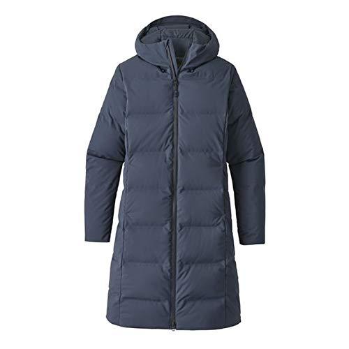 Patagonia Damen W's Sportswear Jacke, Smolder Blue, L