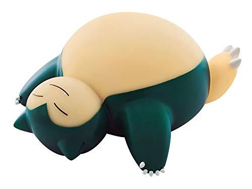 Teknofun Pokémon Relaxo 25 cm LED Lampe, Green