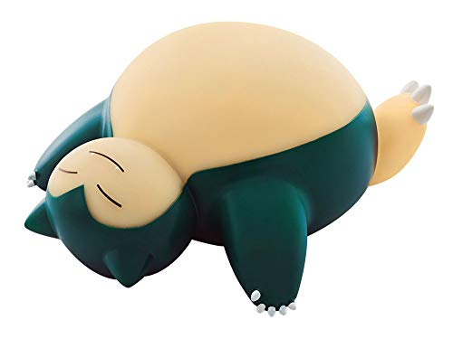 Teknofun 771240 Pokemon Draadloze Snorlax Led Lamp, 25Cm Pc