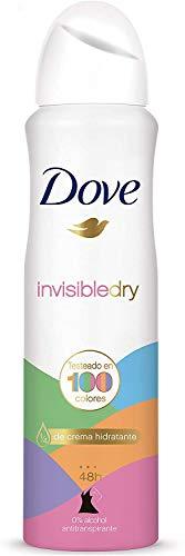 Dove Desodorante Aerosol Antitranspirante Invisble 200 ml